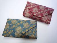 錦織「天平羊花文」 すきや袋 数量限定販売