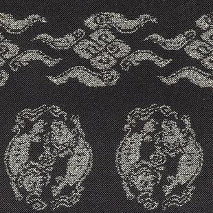 獅子丸金襴 黒